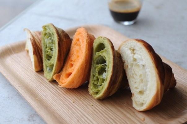 MoBa croissants