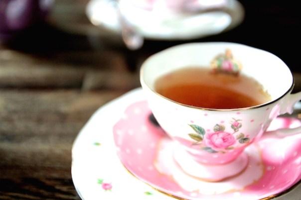 Earl Grey Tea at Bea's of Bloomsbury