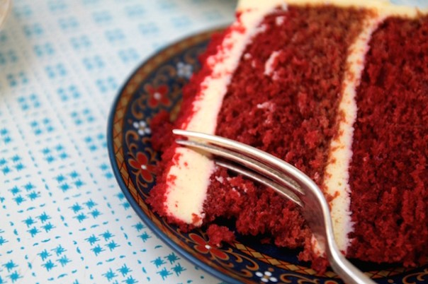 Red Velvet Cake at Drink, Shop & Do