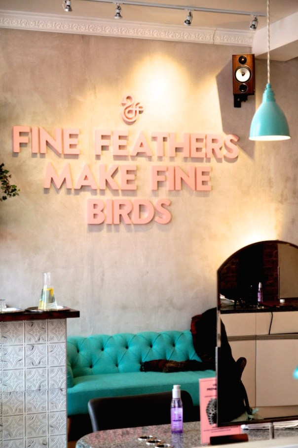 Duck & Dry Blow Dry Bar in Chelsea
