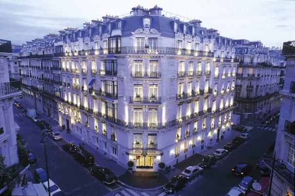 Hotel de la Trémoillle today...