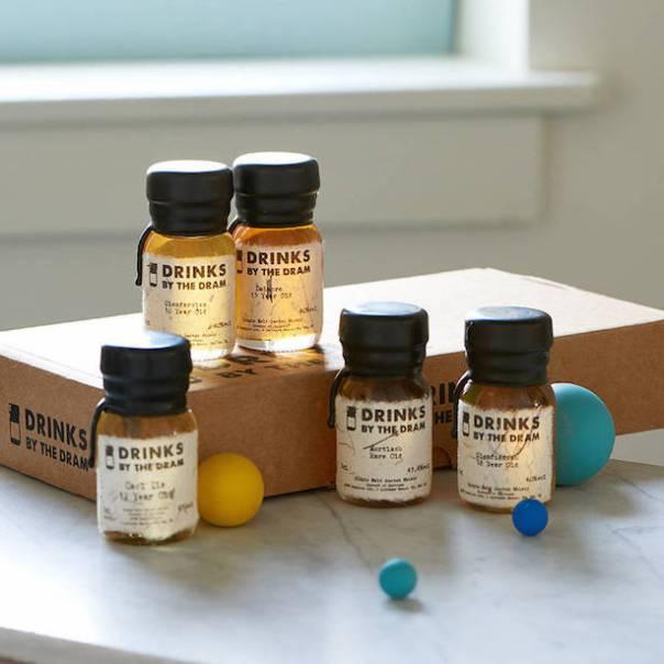 Master of Malt Father's Day Whisky Tasting Set