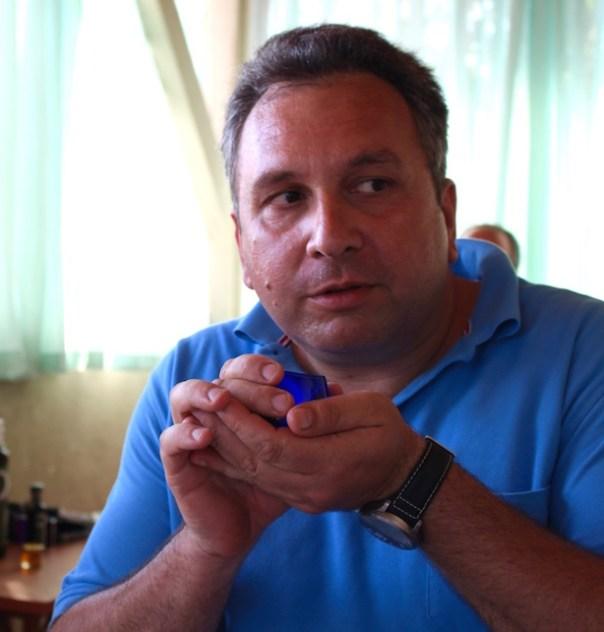 Olive oil tasting in Kefalonia