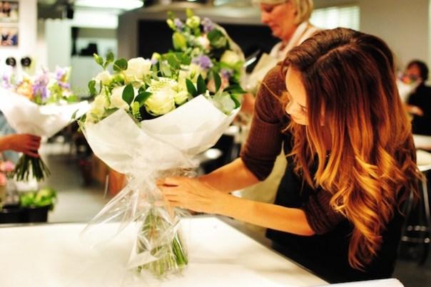 Flower-Arranging-Course-London