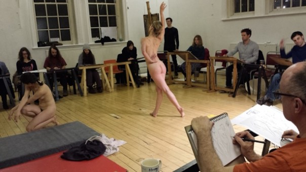 Life-Drawing-Class-London