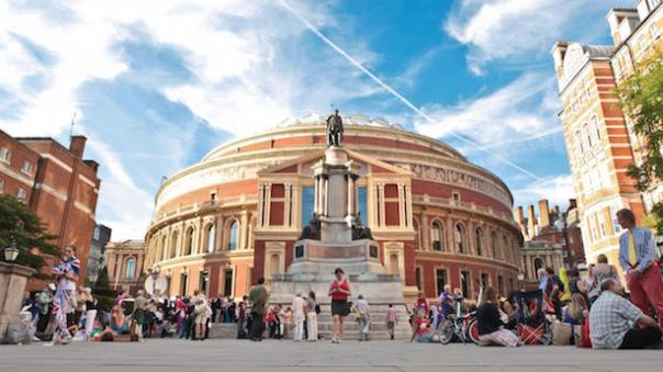 Pic from http://www.royalalberthall.com