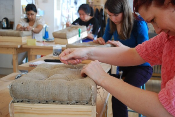 Upholstery-Course-London