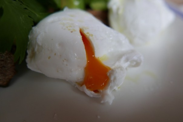 Perfect poached egg. Granger & Co