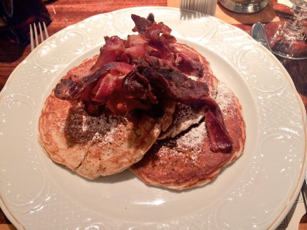 Fischer's pancakes