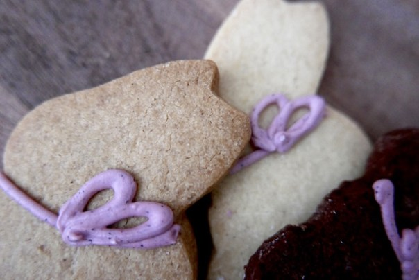 Daylesford Easter Bunny Biscuits