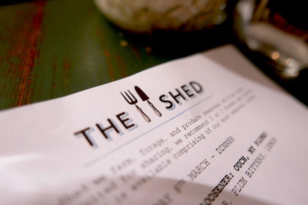 The Shed Notting Hill