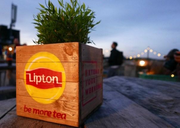 Lipton Ice Tea Monday