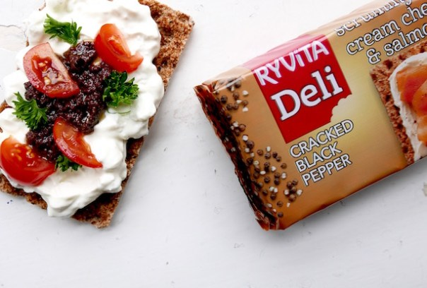 Ryvita lunch packs