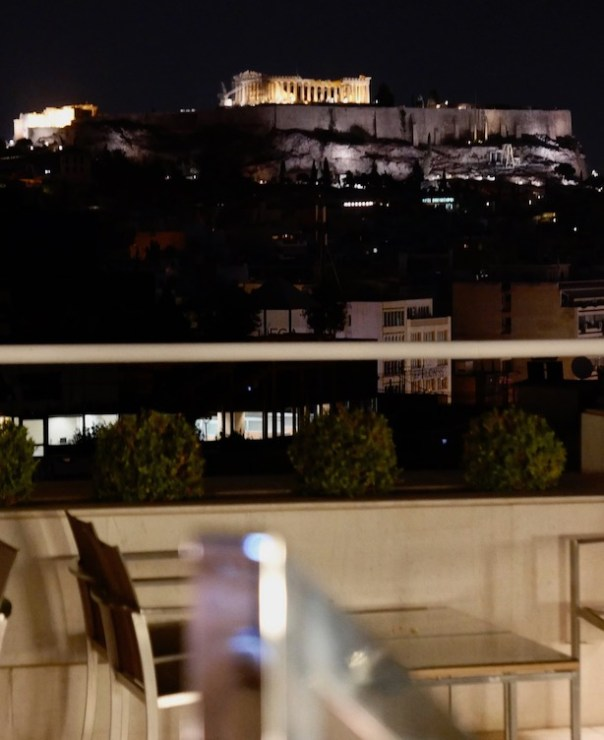 Intercontinental Hotel Athens