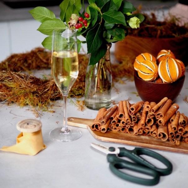Make Christmas Wreath Workshop