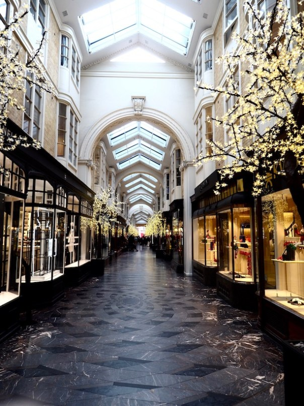 Poppy Loves - Burlington Arcade - Sheraton Grand London Park Lane