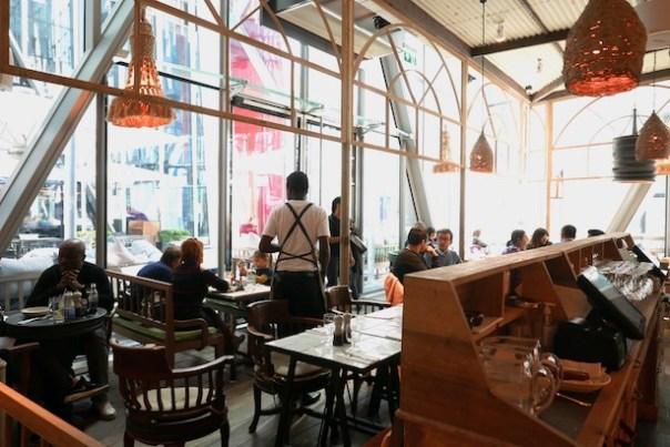 Rail House Cafe Victoria