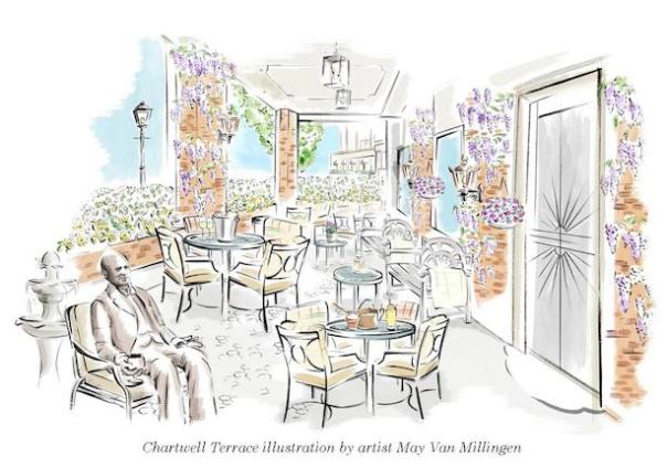 Chartwell Terrace Portman Square View