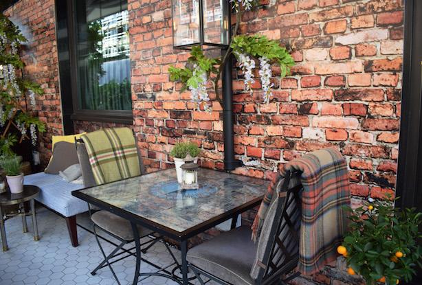 Chartwell Terrace Portman Square View