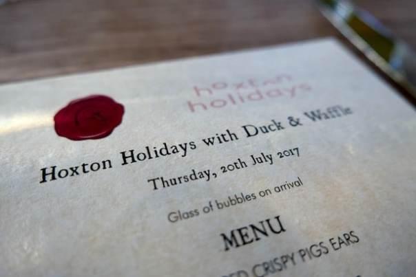 Hoxton Holidays