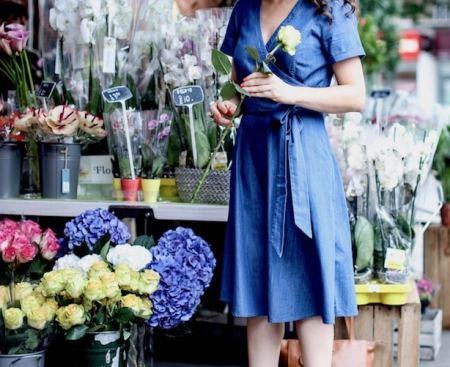 Poppy Loves Boden Dress