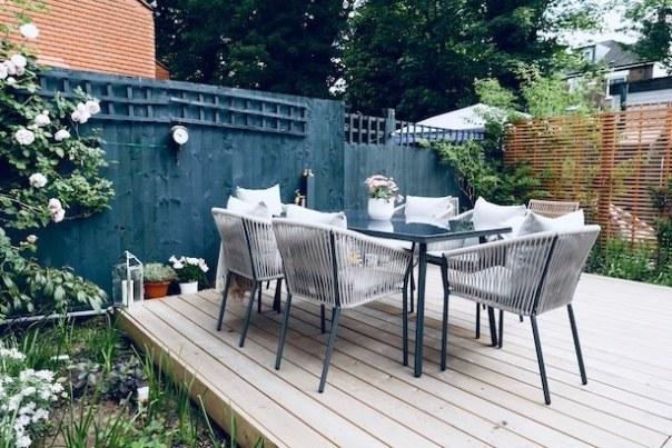 6-Seater-Garden Furniture
