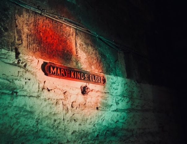 Real Mary Kings Close