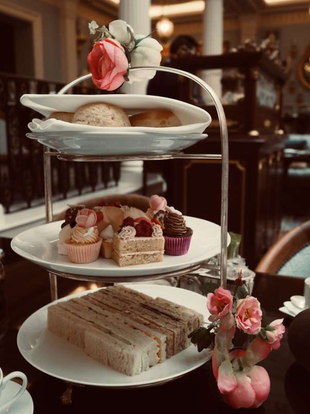 Lanesborough Afternoon Tea