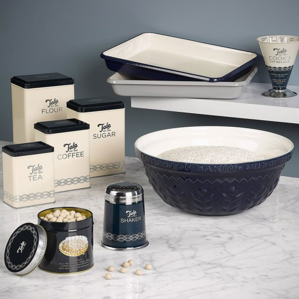 Tala Indigo and Ivory range