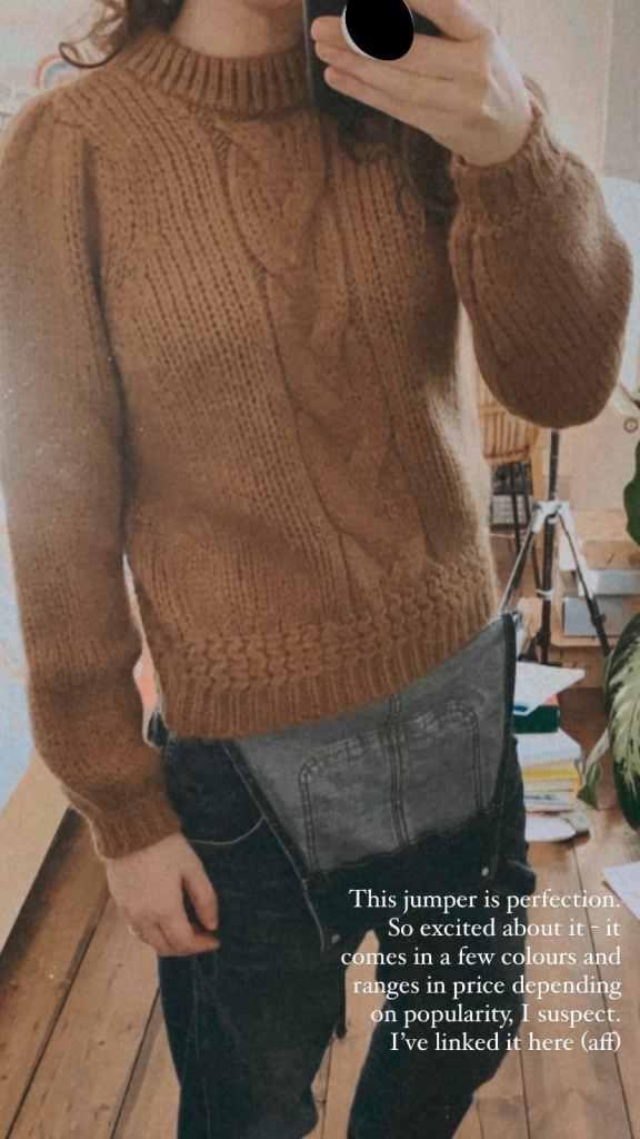 Sézane jumper
