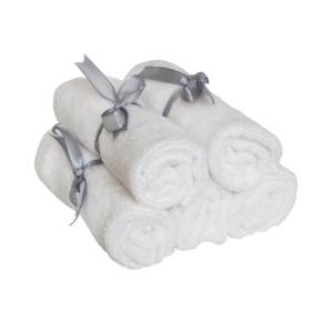 Poppy Sloane Bamboo Cleansing Cloths set of 5
