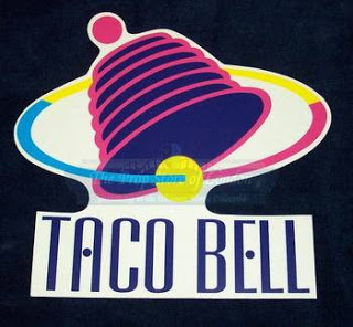 Taco Bell Logo pop rewind — obsession of the day: the taco bell logo