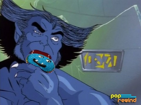 xmen-beast-eating-cupcake