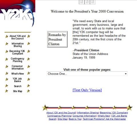 y2kgov-website