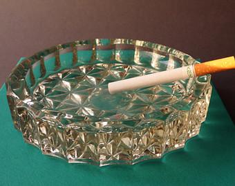 glass-ashtray