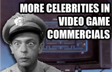 more-celebrities-video-game-commercials-feature