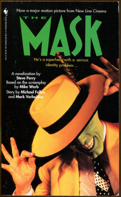 the-mask-novel