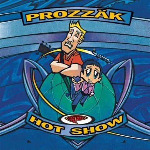 Hot_Show_(Prozzäk_album_-_cover_art)