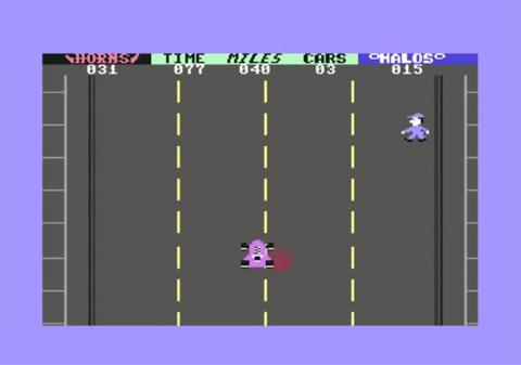 c64-speed-racer-old-lady-splat