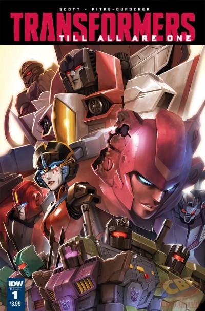 transformers-idw