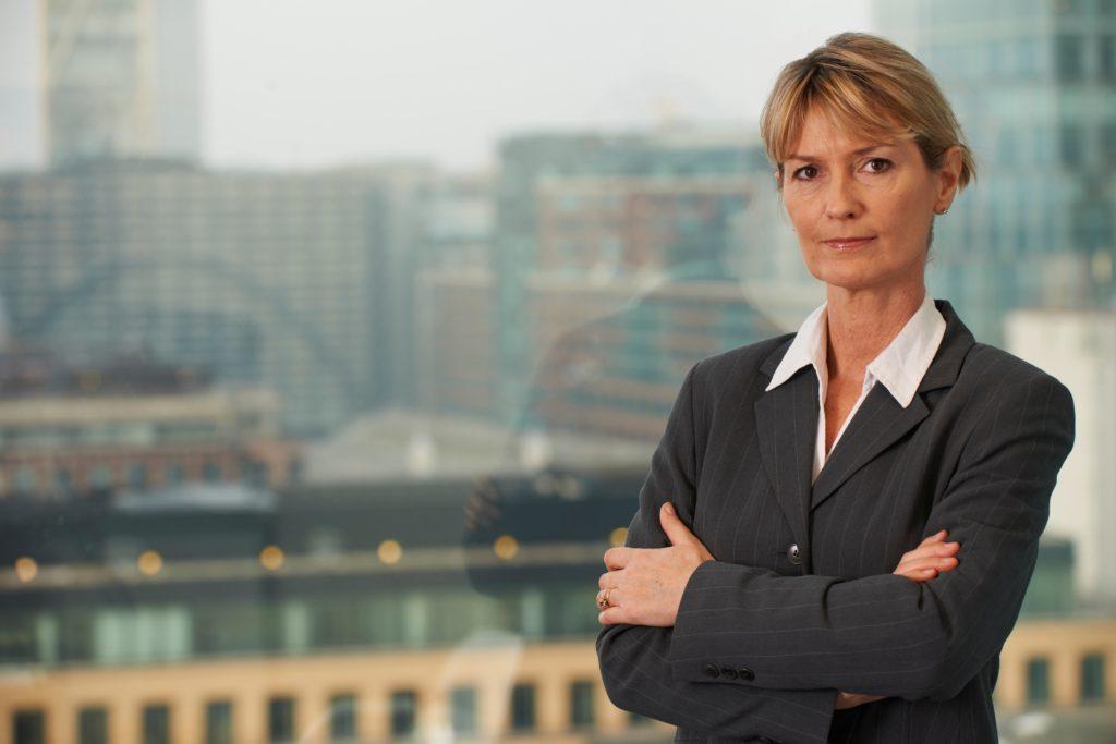 executive woman vp hr
