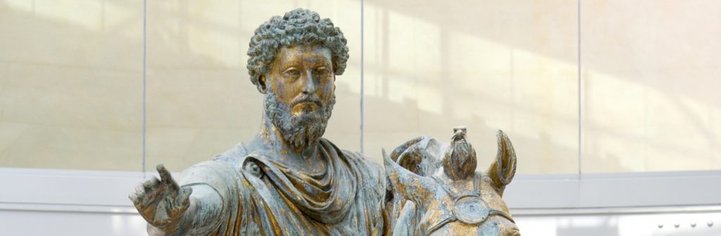 Marcus Aurelius - better business leader