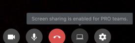screen sharing flock