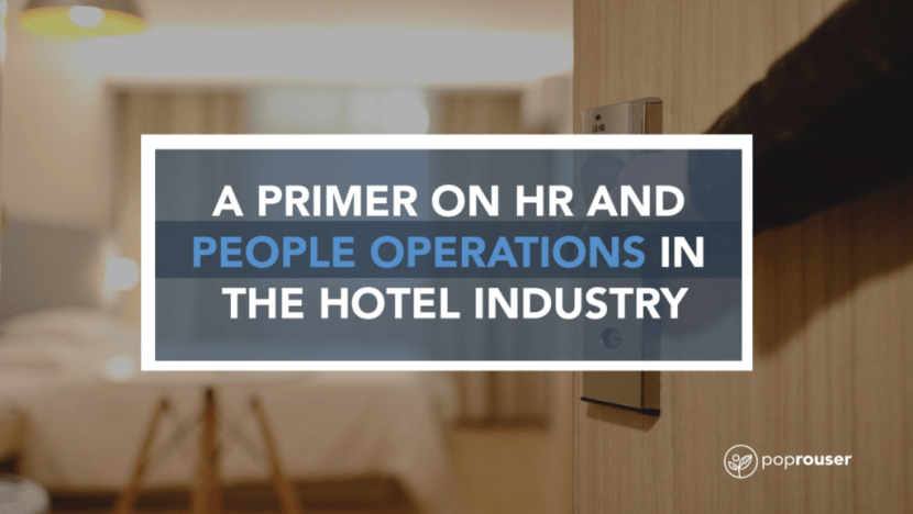 hospitality and hotel industry