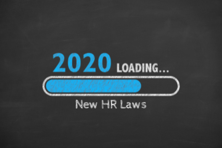 New HR Compliance for 2020