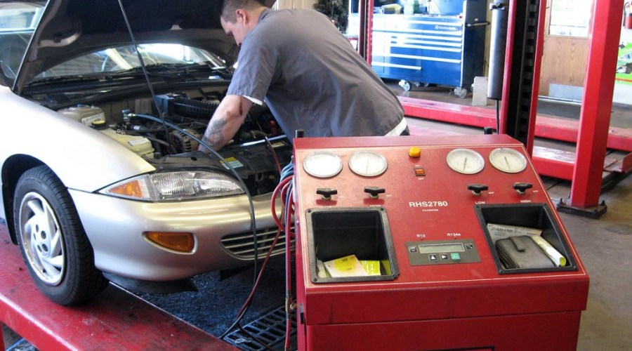 Automotive Air Conditioning System