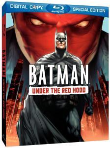 Batman: Under The Red Hood Blu-Ray