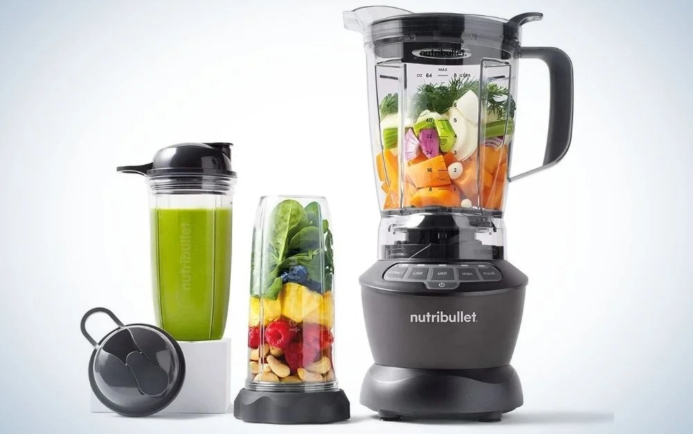 Keep dad healthy with the Nutribullet Blender Combo for Father's Day.