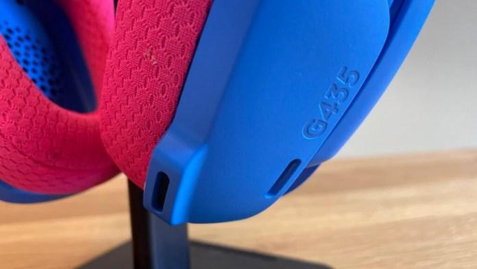 Logitech Wireless Gaming Headset