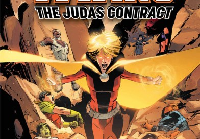 PREVIEW! LENDAS DO DARK MULTIVERSE: CONTRATO DE JUDAS #1!
